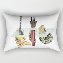 the three musketeers Rectangular Pillow