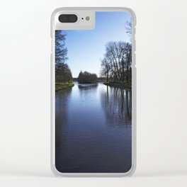 Almelo Clear iPhone Case