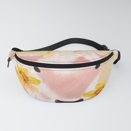 Pink Cow Fanny Pack