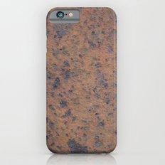 Orange and blue Slim Case iPhone 6s