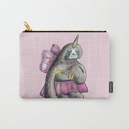 sloth fairy unicorn Carry-All Pouch