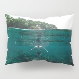 Floating Pillow Sham