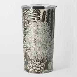 Cacti And Succulents Travel Mug