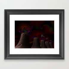 zu07 Framed Art Print