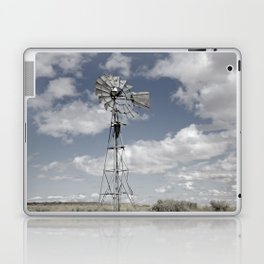 VINTAGE WINDMILL Laptop & iPad Skin