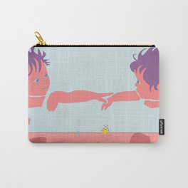 Sisters Forever Ever, Twins Carry-All Pouch