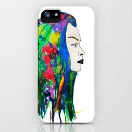 Lucie iPhone Case