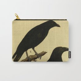 Crow And Raven Carry-All Pouch