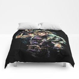 Hero of the Lifestream Comforters