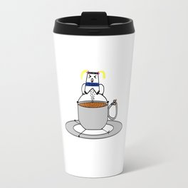 The Cleveland Coffee Travel Mug