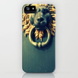Even if there isn't any Narnia. iPhone Case