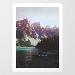 Canada Stroll Art Print