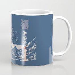 Hokusai - Big Wave of Kinagawa Coffee Mug