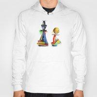 chess Hoodies featuring chess by tatiana-teni