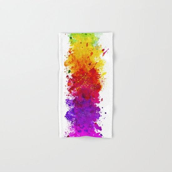 Color me blind Hand & Bath Towel