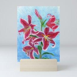 Lily Mini Art Print