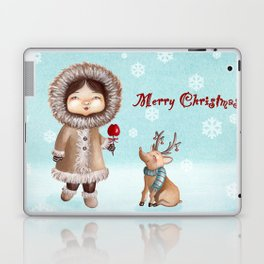 Eskimo Laptop & iPad Skin