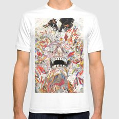 KN/PC: Infinite Jest Mens Fitted Tee LARGE White