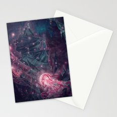 Jellyfish Hive Stationery Cards