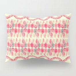 Ethnic geometric pattern Pillow Sham