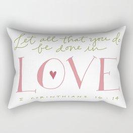 Corinthians Rectangular Pillow
