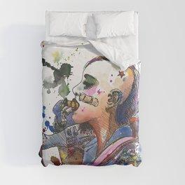 Tank Girl Duvet Cover