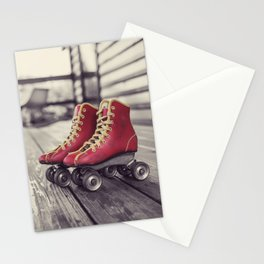 No Skating in the House Stationery Cards