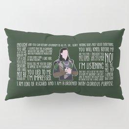 Loki Pillow Sham