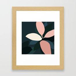 plant 111 Framed Art Print