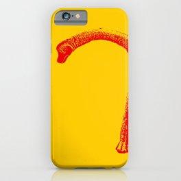 Brontosaurus iPhone Case