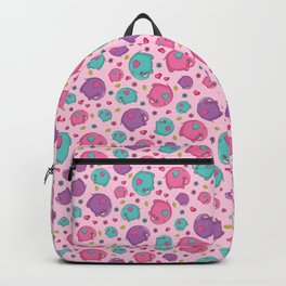 ELEPHANTS PATTERN Backpack