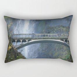 Mist and Stone Rectangular Pillow