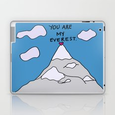 You Are My Everest Laptop & iPad Skin