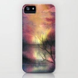 Fantasy Landscape iPhone Case