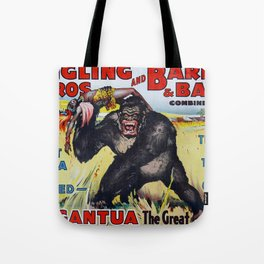 Gargantua The Great Tote Bag