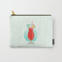 Strawberry Daiquiri Carry-All Pouch