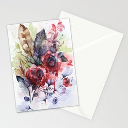 Bloodflowers Stationery Cards