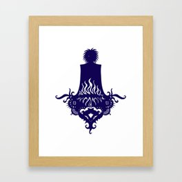 Dreamer (VIOLET) Framed Art Print