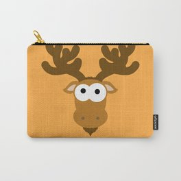 Minimal Moose Carry-All Pouch