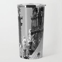 Notre Dame Roofscape Travel Mug