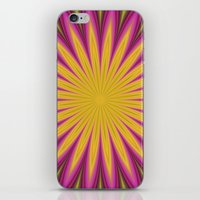 blossom iPhone & iPod Skins featuring Blossom by David Zydd