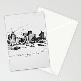 Buffalo By AM&A's 1987 Stationery Cards