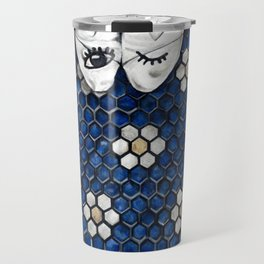Art Beneath Our Feet Project - Grand Rapids Travel Mug