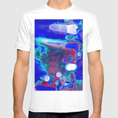 Creating A Universe 5 MEDIUM Mens Fitted Tee White
