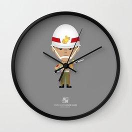 Honor Guard - BZQ Drill Wall Clock