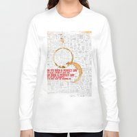 30 rock Long Sleeve T-shirts featuring 30 by Monica Maria Seksich