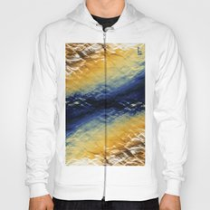 Tie-Dyed Waves Hoody