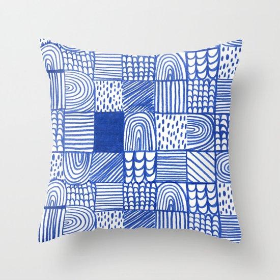 Ripe Season Throw Pillow