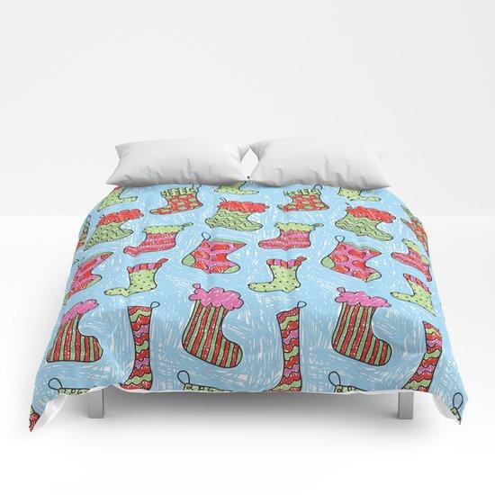 Christmas 01 Comforters