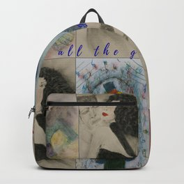 ALL THE GORGEOUS GIRLS Backpack